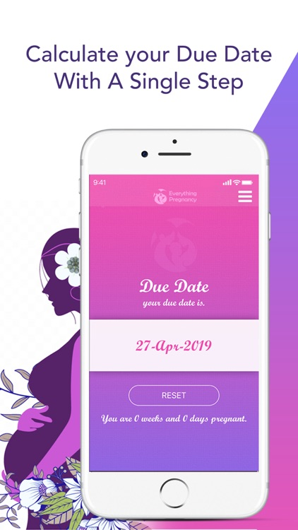 Everything Pregnancy App screenshot-3