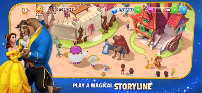 disney magic kingdoms mod apk 3.4.1b