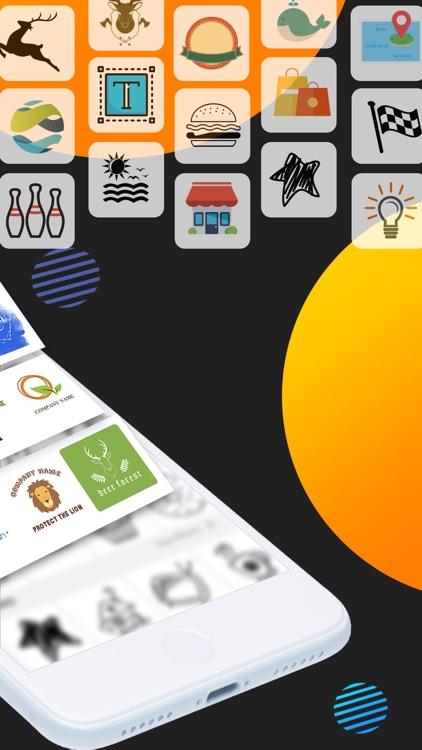 Logo Maker: Watermark Designer screenshot-4