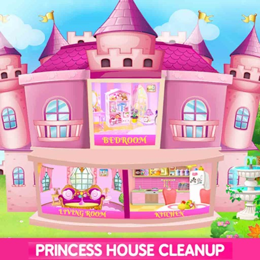 Princess Mansion Decoration