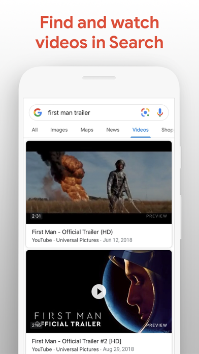 Google screenshot four