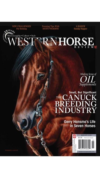 Western Horse Review Magazine screenshot-7