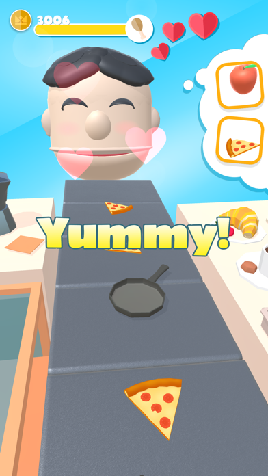 Hungry Human screenshot 1