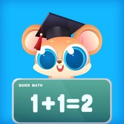 Quick Math - Math Game Learner