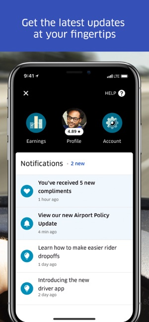 uber partner app android free download