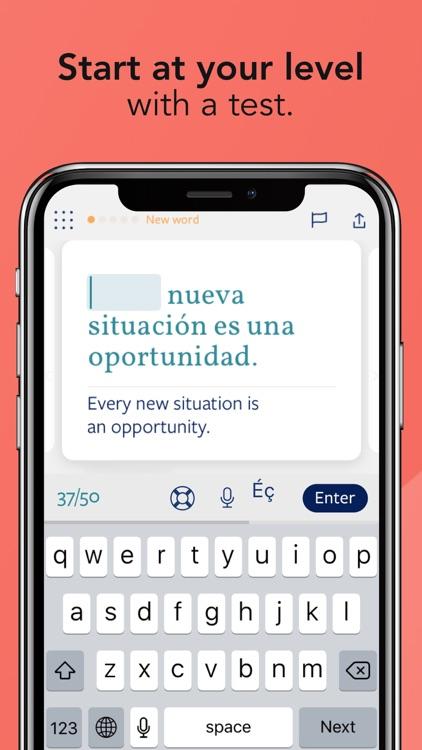 Lingvist: Vocabulary Builder