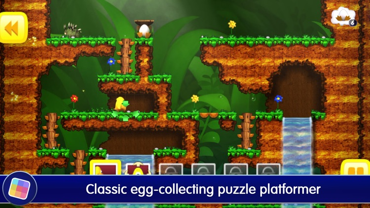 Toki Tori - GameClub screenshot-0