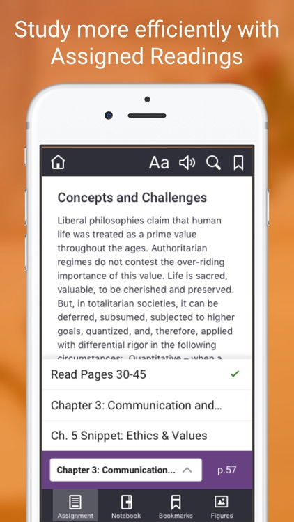 Elsevier eBooks on VitalSource screenshot-6