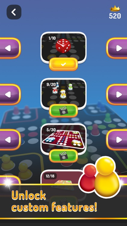 Ludo Trouble - Family Parchis screenshot-5