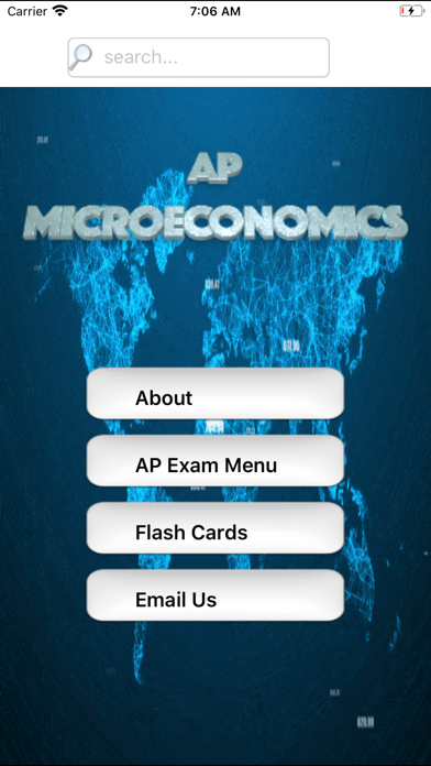AP Microeconomics Prep screenshot 1