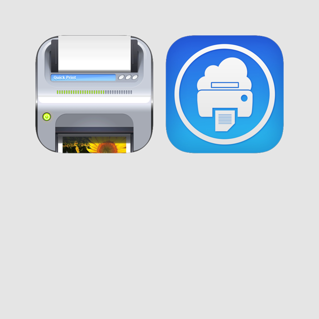 Quick Print Suite - Print via WiFi and Cloud Anywhere to ALL printers for  iPad