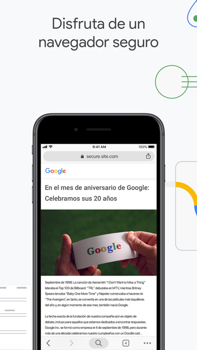 Screenshot for Google Chrome in Dominican Republic App Store