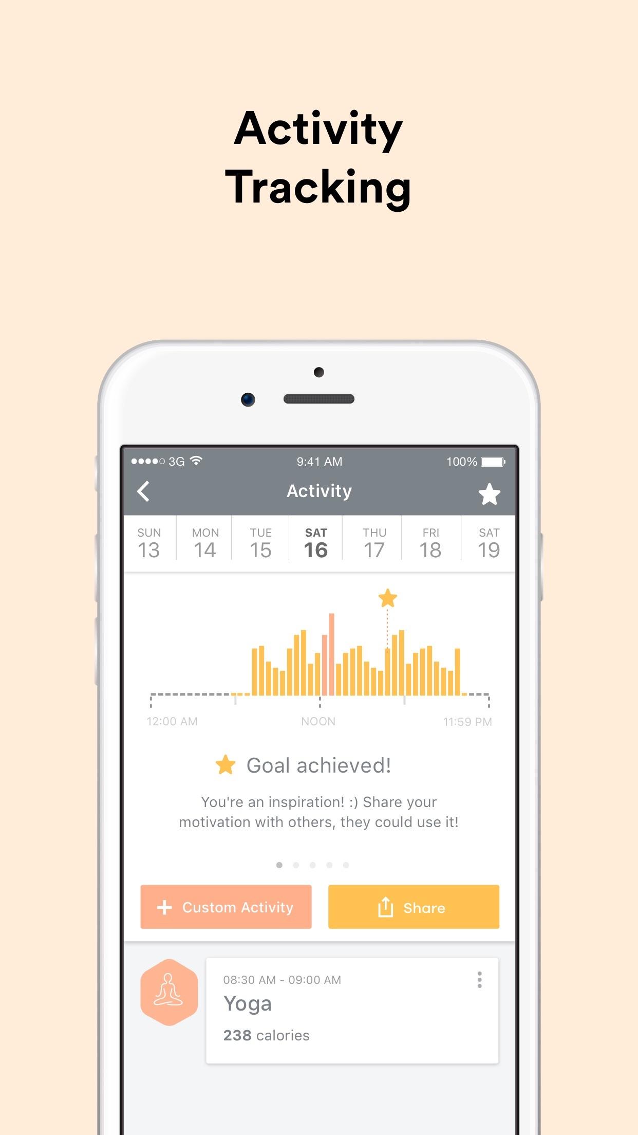 Bellabeat: Wellness Coach Screenshot
