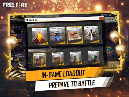 Garena Free Fire - Anniversary - Revenue & Download