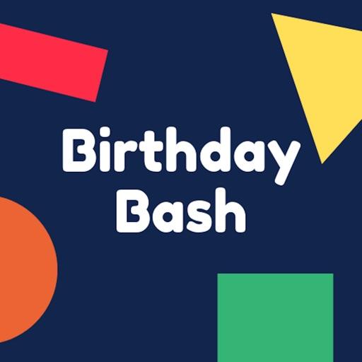 Birthday Bash - bday greeting