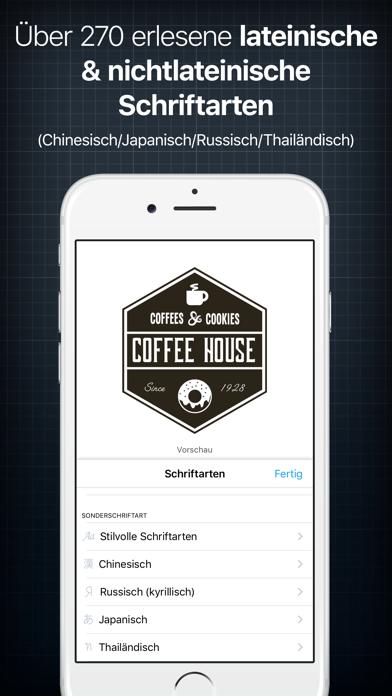 Screenshot for Logo Erstellen. in Austria App Store