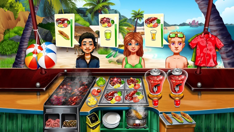 Cooking Fest : Cooking Games
