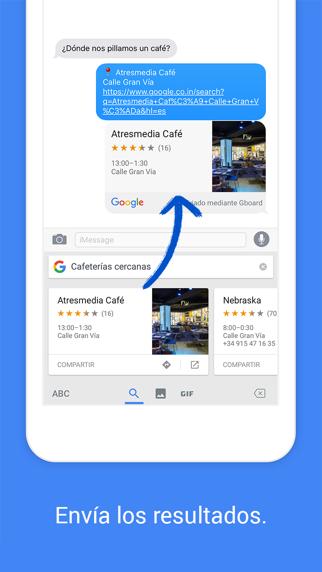 Descargar Gboard – el teclado de Google para Android