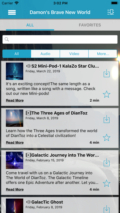 Damon's Brave New World screenshot two