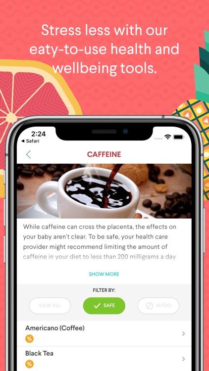 The Bump - Pregnancy Tracker screenshot-4