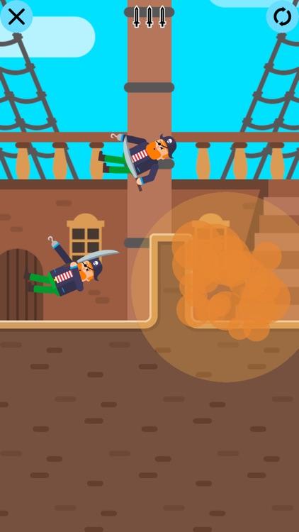 Mr Ninja - Slicey Puzzles screenshot-6