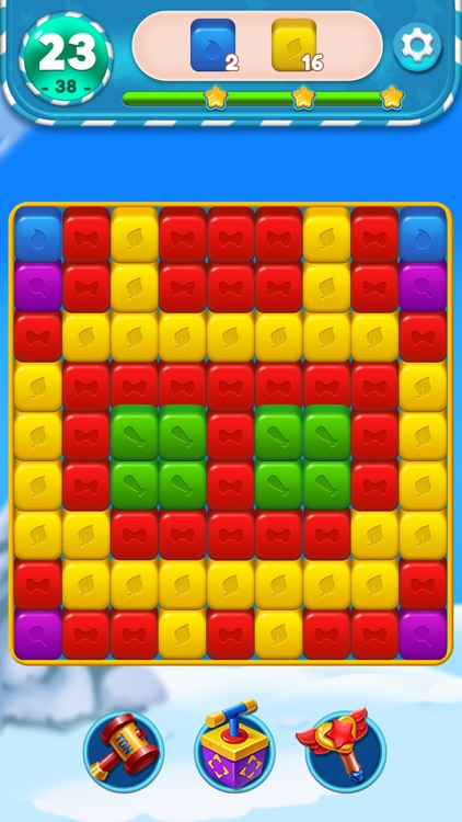 Cube Blast Pop - Tapping Fever screenshot-8