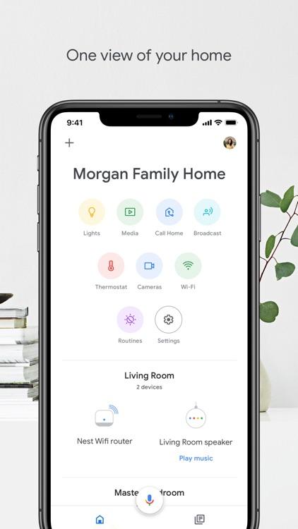 Google Home screenshot-0