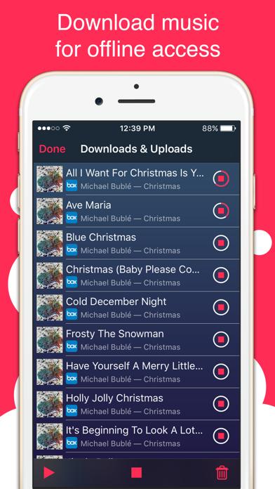 Stream Music Player Screenshots