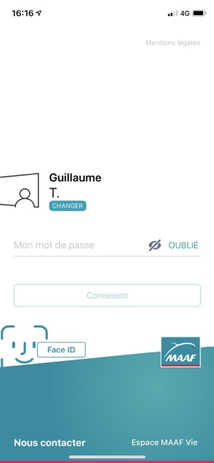 Maaf Et Moi Dans L App Store
