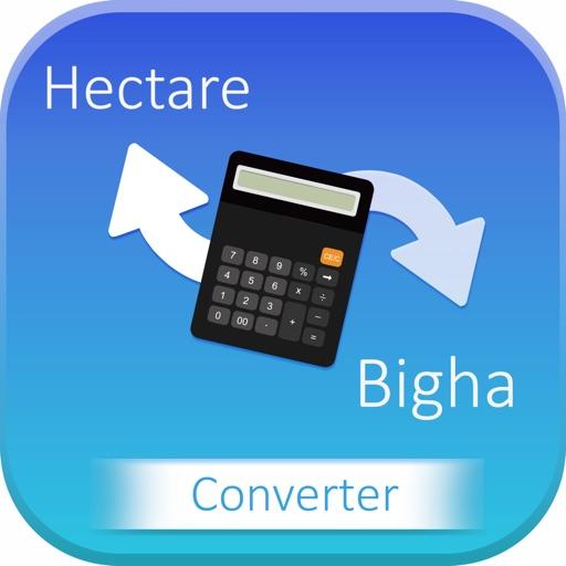Hector to Bigha Converter by Barton Senior