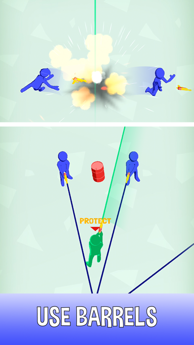 Shootout 3D screenshot 3