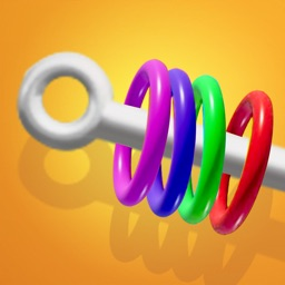 Hook Puzzle 3D -Perfect Sort
