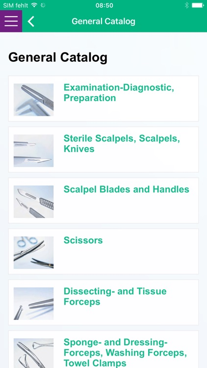 AESCULAP Surgical Instruments screenshot-2