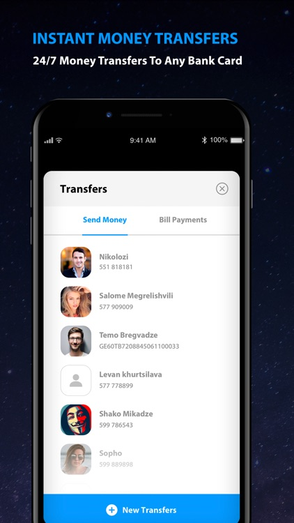 Space - Digital Banking