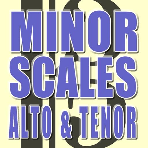 Minor Scales Alto & Tenor Clef