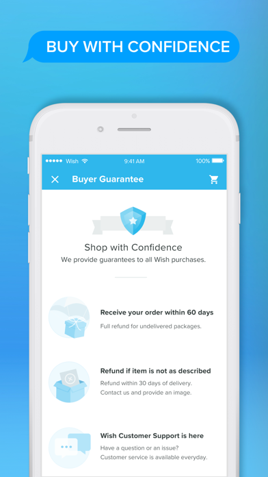 Download Wish - Shopping Made Fun for Android