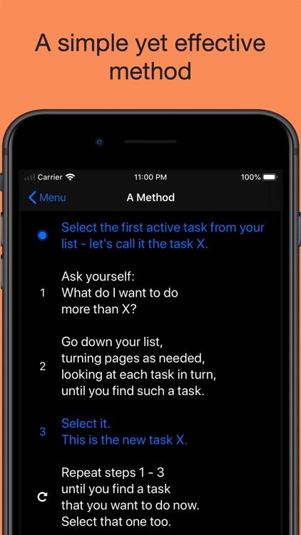 Dalo Task Manager screenshot-4