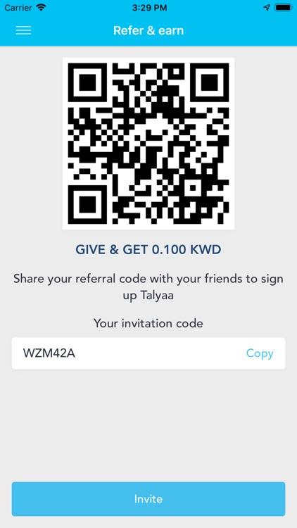 Talyaa تاليا -Taxi Booking App screenshot-9