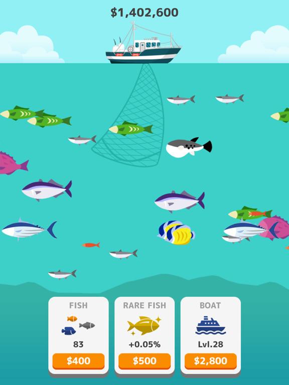 fishing boat master screenshot 4