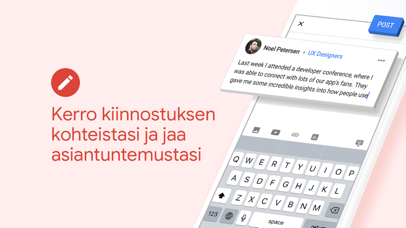 Screenshot for Google+ G Suitelle in Finland App Store
