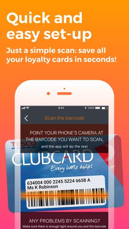 FidMe - Loyalty Cards & Deals screenshot-6