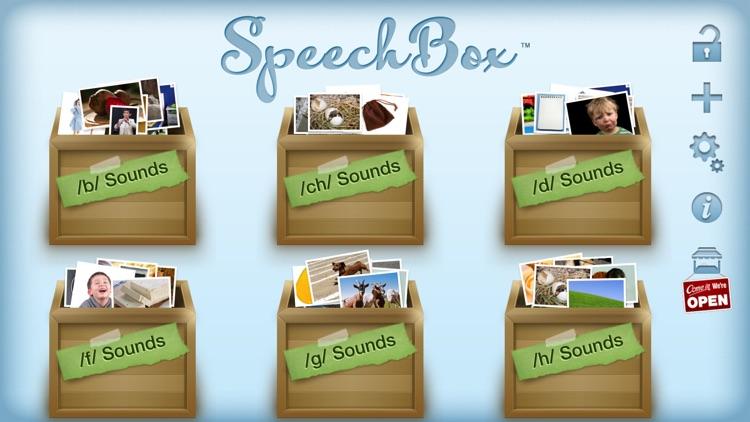 SpeechBox for Speech Therapy screenshot-5