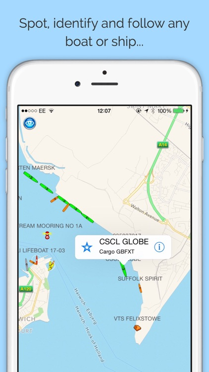 Boat Watch - Ship Tracking