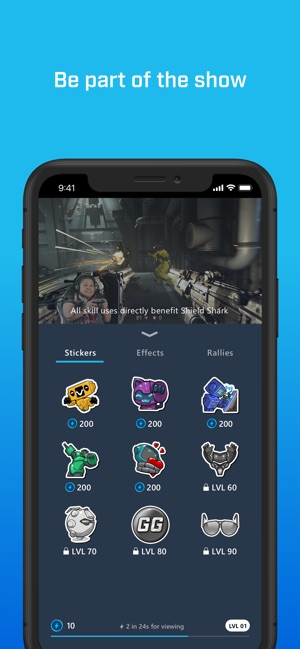 Mixer - Interactive Streaming on the App Store