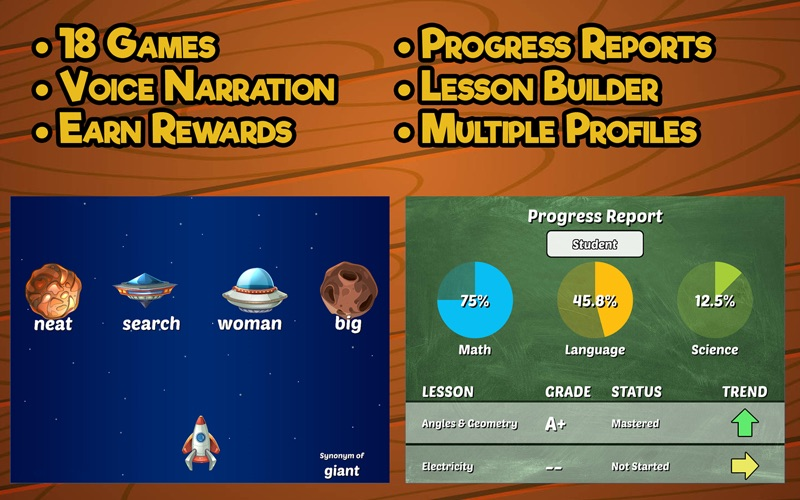Fourth Grade Learning Games screenshot 5