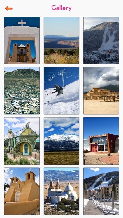 Taos Visitor Guide screenshot-3