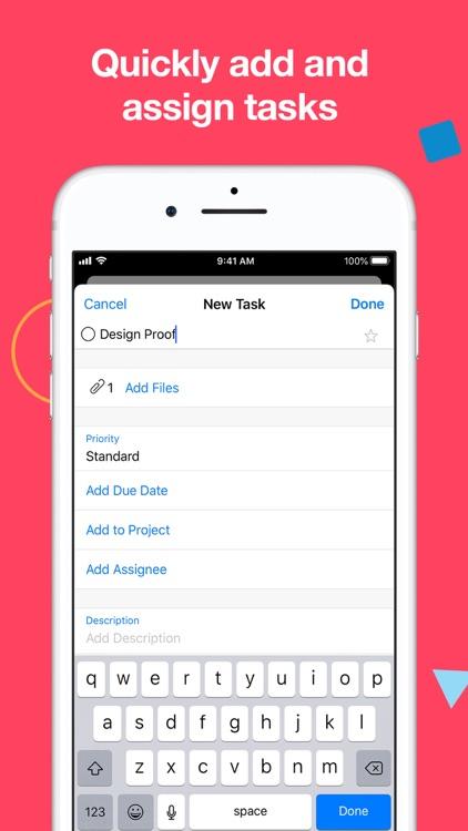 Cirkus: Team Task Management screenshot-5