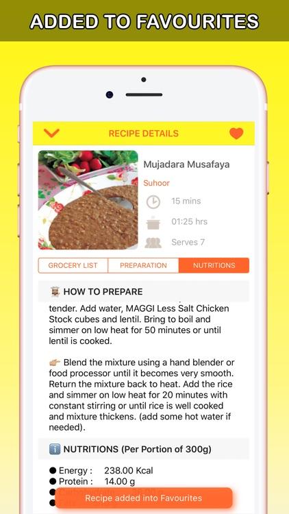 Ramadan Recipes Latest رمضان screenshot-5