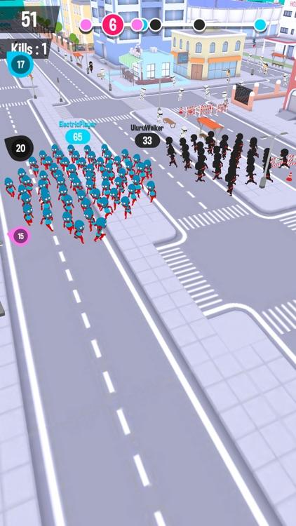 Run Race 3D: Multiplayer