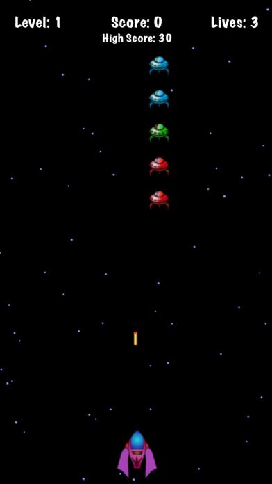 UFO Alien Invaders Clear screenshot two